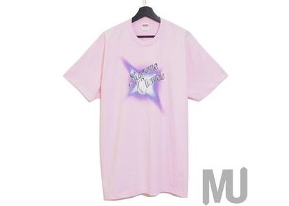 Supreme Clientele Tee Light Pinkの写真