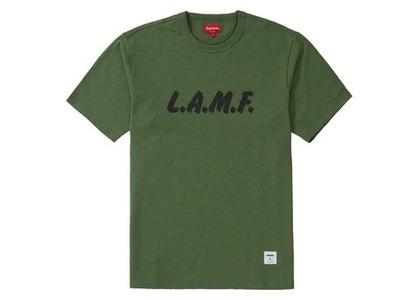 Supreme LAMF S/S Top Oliveの写真