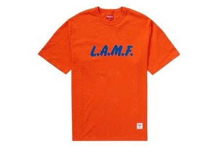 Supreme LAMF S/S Top Orangeの写真