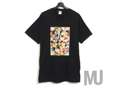Supreme Pills Tee Blackの写真