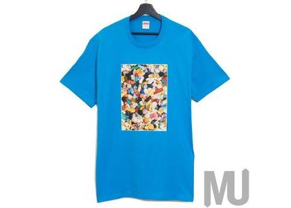 Supreme Pills Tee Bright Blueの写真