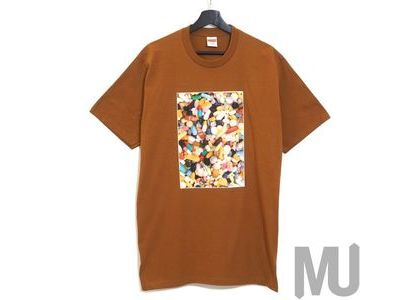 Supreme Pills Tee Brownの写真