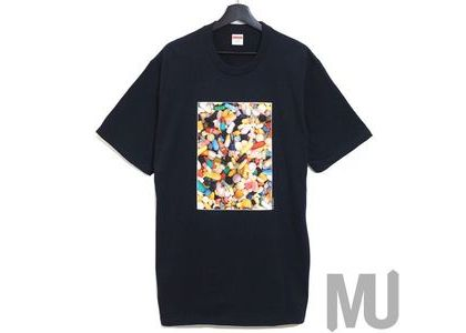 Supreme Pills Tee Navyの写真
