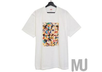 Supreme Pills Tee Whiteの写真