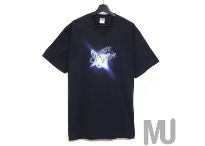 Supreme Scratch Tee Navyの写真