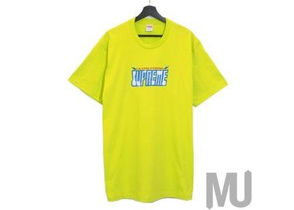 Supreme Ultra Fresh Tee Bright Greenの写真