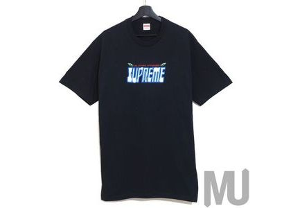 Supreme Ultra Fresh Tee Navyの写真