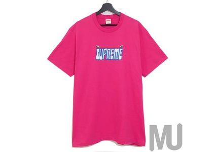 Supreme Ultra Fresh Tee Pinkの写真