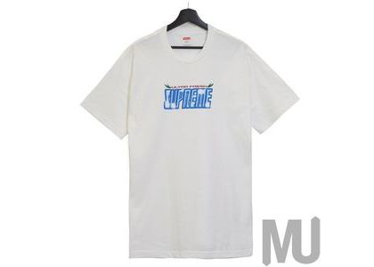 Supreme Ultra Fresh Tee Whiteの写真
