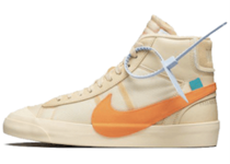 Off-White × Nike The 10 Blazer Mid All Hallow's Eveの写真