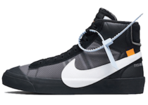Off-White × Nike The 10 Blazer Mid  Grim Reaperの写真