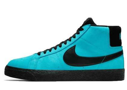 Nike SB Zoom Blazer Mid Baltic Blueの写真