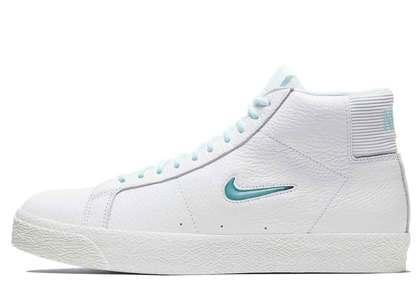 Nike SB Zoom Blazer Mid Premium White Jewelの写真