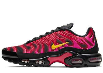 Supreme × Nike Air Max Plus TN Fire Pinkの写真