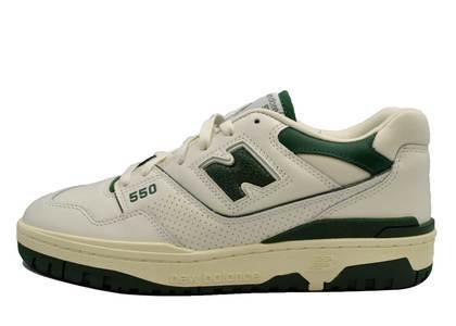 Aime Leon Dore × New Balance P550  White Greenの写真