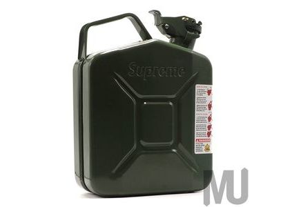 Supreme × Wavian 5L Jerry Can Greenの写真