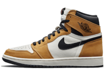 NIKE AIR JORDAN 1 RETRO ROOKIE OF THE YEARの写真