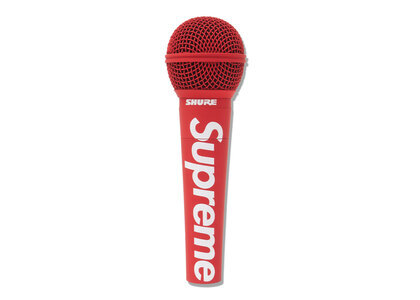 Supreme × Shure SM58® Vocal Microphone  Redの写真
