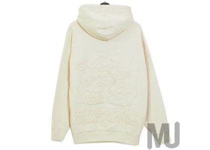 Supreme × Smurfs Hooded Sweatshirt  Naturalの写真
