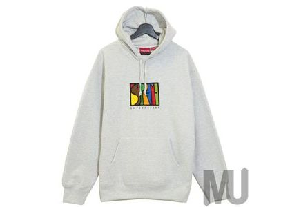 Supreme Enterprises Hooded Sweatshirt  Ash Greyの写真