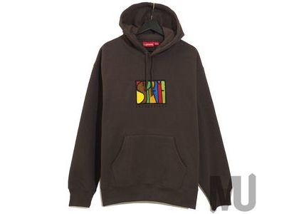Supreme Enterprises Hooded Sweatshirt  Dusty Brownの写真