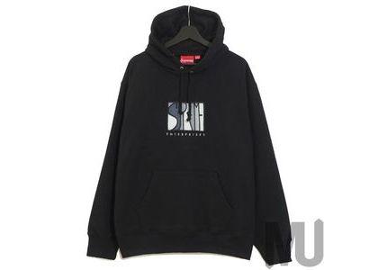 Supreme Enterprises Hooded Sweatshirt  Blackの写真