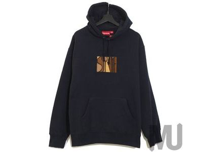 Supreme Enterprises Hooded Sweatshirt  Navyの写真