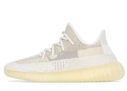 Adidas Yeezy Boost 350 V2 Naturalの写真