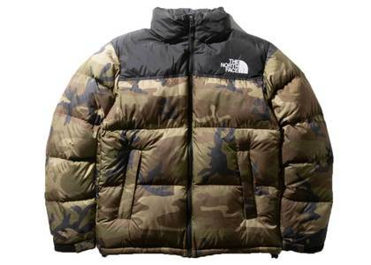 The North Face NV Nuptse Jacket WDの写真