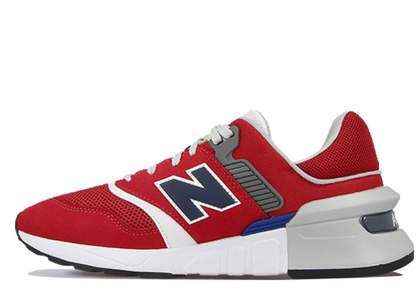 New Balance 997S New England Pack Redの写真