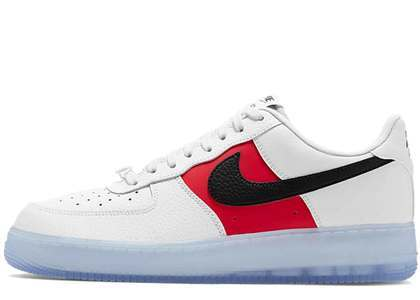 Nike Air Force 1 07 Low Emb Carmineの写真