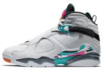 Nike Air Jordan 8 Retro South Beachの写真