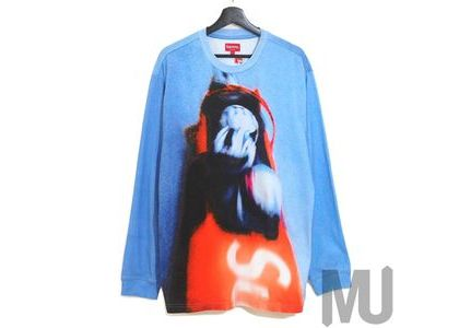 Supreme Bobsled L/S Top Blueの写真