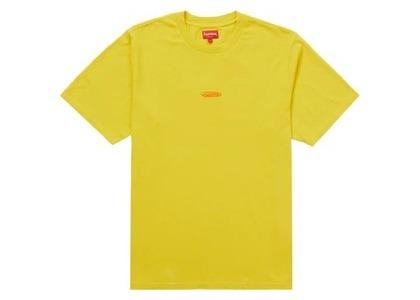 Supreme Oval S/S Top Yellowの写真