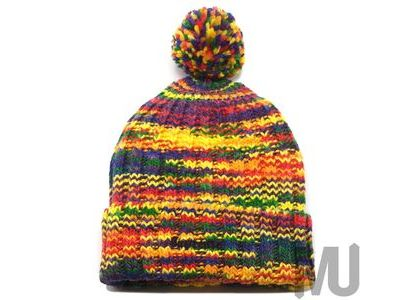 Supreme Static Beanie Multicolorの写真