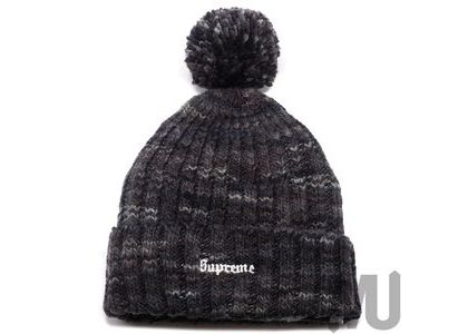 Supreme Static Beanie Blackの写真