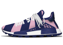 Adidas NMD Hu Pharrell x Billionaire Boys Club Navy Pink