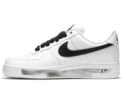 Peaceminusone × Nike Air Force 1 Low Paranoise White