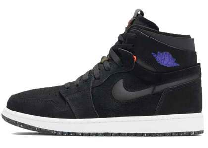 Nike Air Jordan 1 High Zoom Court Blackの写真