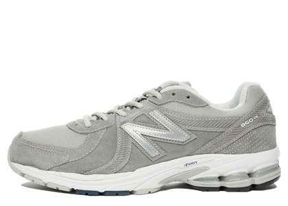 New Balance 860 V2 Greyの写真
