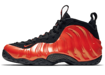 Nike Air Foamposite One Habanero Redの写真
