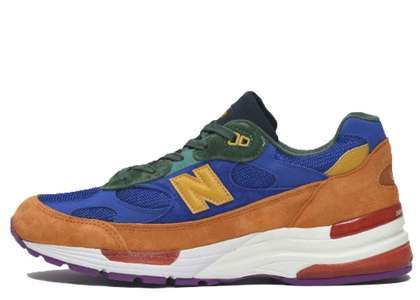 New Balance 992 Multi-Colorの写真