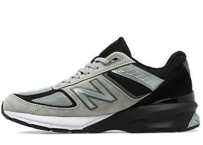 New Balance 990v5 Kool Grey Blackの写真