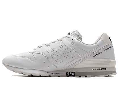 New Balance M996 White Leatherの写真