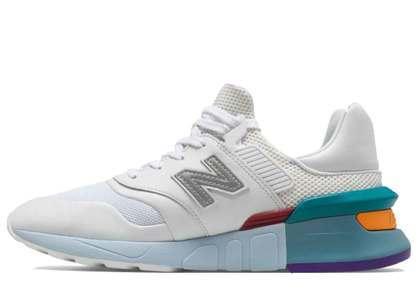 New Balance 997S White Blueの写真