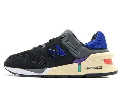 New Balance 997S Black Dazzling Blueの写真