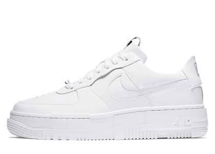 Nike Air Force 1 Pixel White Womensの写真