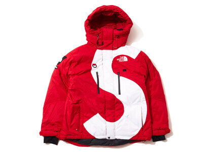 Supreme × The North Face S Logo Himalayan Parka Redの写真