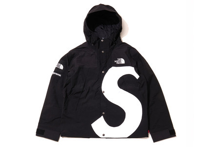 Supreme × The North Face  S Logo Mountain Jacket Blackの写真