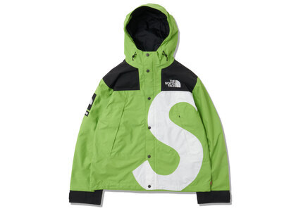 Supreme × The North Face  S Logo Mountain Jacket Limeの写真